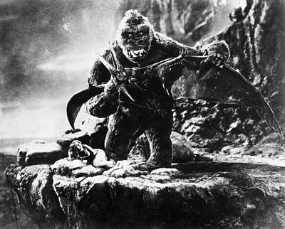 King Kong, 1933 Print by Granger
