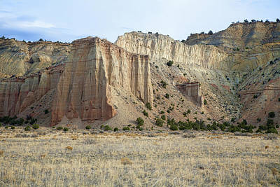 Cannonville Photograph - Kodachrome Basin State Park by Gregory Scott