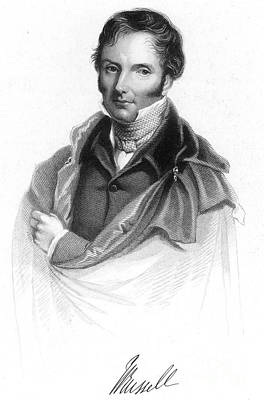 Lord John Russell Print by Granger