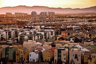 Marina Del Rey Photograph - Los Angeles Vista by Photo taken by Phong Ho