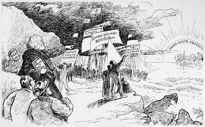 Marxism, C1891 Print by Granger