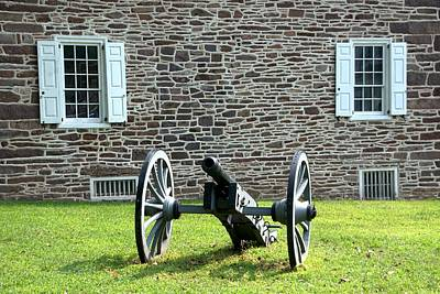 Battle Of Trenton Photograph - Mckonkey's Ferry by Steven Richman