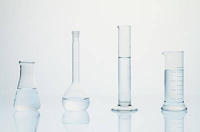 Medical And Laboratory Shots Print by Stephen Smith
