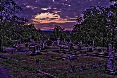 Myrtle Hill Cemetery Hdr Original by Jason Blalock