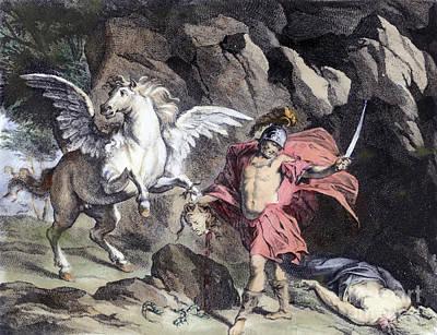 Mythology: Perseus Print by Granger