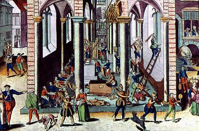 Netherlands: Calvinism Print by Granger