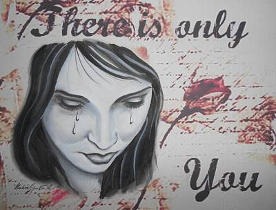 Only You Print by Barbie Guitard