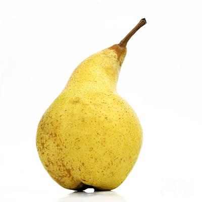 Healthy Eating Photograph - Pear by Bernard Jaubert