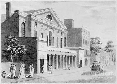 Philadelphia: Theater Print by Granger