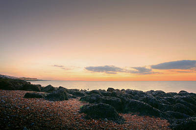 Reculver Photograph - Reculver  by Lee-Anne Rafferty-Evans