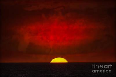 Mazatlan Photograph - Red Hot by Doug Sturgess