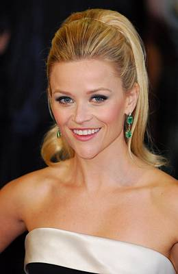 Reese Witherspoon At Arrivals For The Print by Everett