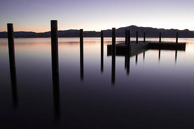 Reflective Thoughts Print by Brad Scott