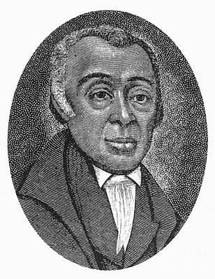 Richard Allen (1760-1831) Print by Granger
