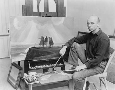Realist Photograph - Rockwell Kent 1882-1971, American by Everett