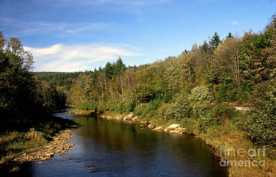 West Fork Digital Art - Shavers Fork Of Cheat River by Thomas R Fletcher