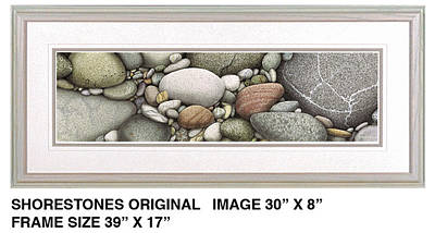 Shore Stones Original by JQ Licensing