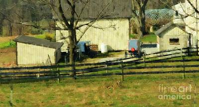 Pennsylvania Dutch Photograph - Simple Times by Debbi Granruth