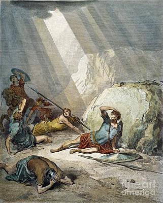 St. Paul: Conversion Print by Granger
