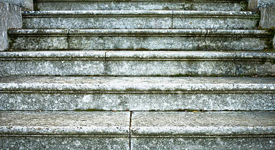 Eternity Photograph - Stairs by Tom Gowanlock
