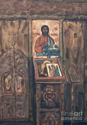 Stavropoleos Church Original by Olimpia - Hinamatsuri Barbu