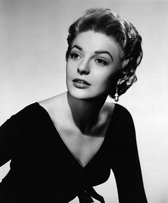 The Last Frontier, Anne Bancroft, 1955 Print by Everett
