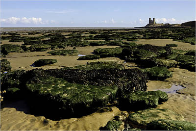 Reculver Photograph - The Twin Sisters by Nigel Jones