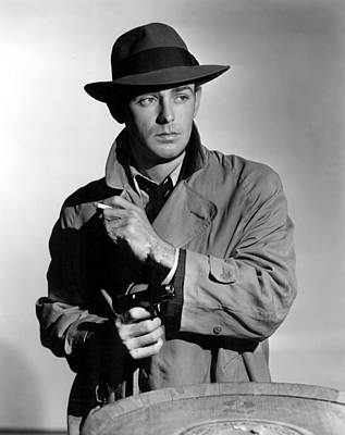 This Gun For Hire, Alan Ladd, 1942 Print by Everett