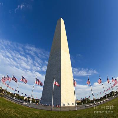 Washington Monument Photograph - Washington Monument by Dustin K Ryan