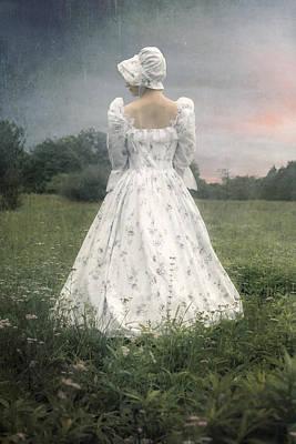 Jewellery Photograph - Woman With Bonnet by Joana Kruse