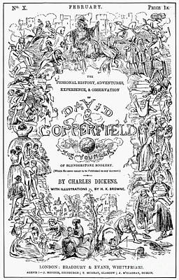 Dickens: David Copperfield Print by Granger
