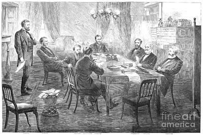 Ulysses S. Grant Print by Granger