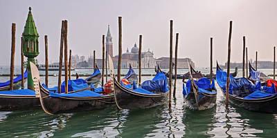 Venice - Italy Print by Joana Kruse