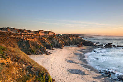Alentejo Photograph - Beach In Milfontes by Andre Goncalves