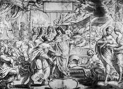 Louis Xiv (1638-1715) Print by Granger
