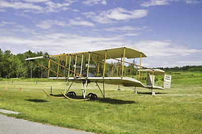 1910 Henri Farman IIi Biplane Photo Poster Print Print by Keith Webber Jr