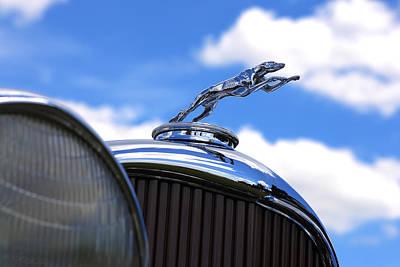 1932 Lincoln Kb Brunn Phaeton Original by Gordon Dean II