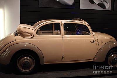 1938 Mercedes Benz 170h - 7d17311 Print by Wingsdomain Art and Photography