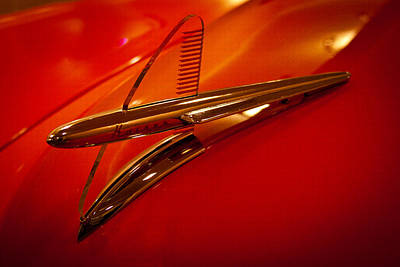 Vintage Cars Photograph - 1949 Kaiser Deluxe by David Patterson