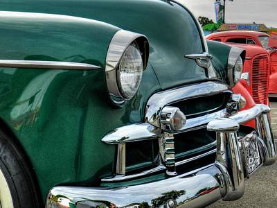 Classic Cars Photograph - 1950 Chevy 001 by Lance Vaughn