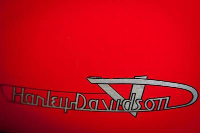 Tele Photograph - 1957 Harley Davidson Tele Glide by David Patterson