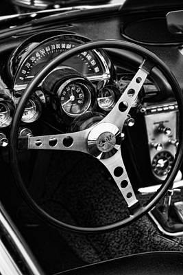 1962 Chevrolet Corvette Original by Gordon Dean II