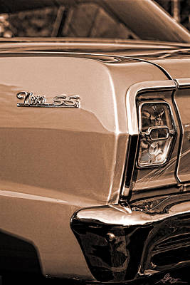 1964 Chevrolet Nova Ss Original by Gordon Dean II