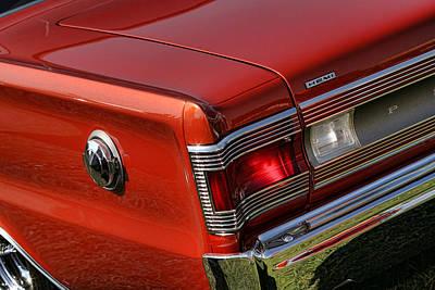 1967 Plymouth Belvedere Gtx Hemi  Original by Gordon Dean II