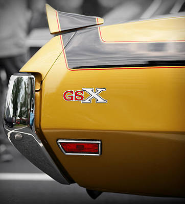 1970 Buick Gsx Original by Gordon Dean II