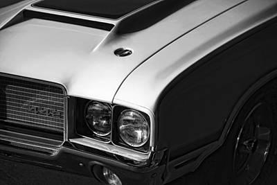 1972 Oldsmobile Cutlass 442 Original by Gordon Dean II