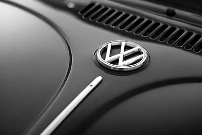1973 Volkswagen Beetle Original by Gordon Dean II