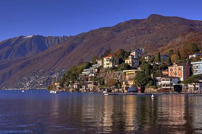 Tessin Photograph - Ascona by Joana Kruse