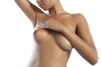 Self-examination Photograph - Breast Self-examination by Adam Gault