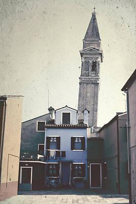 Wrong Photograph - Burano by Joana Kruse